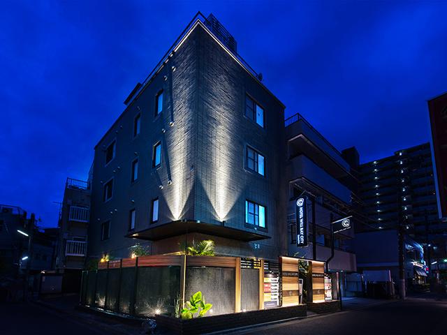 HOTEL WILL BAY CITY 亀戸【旧トマト】