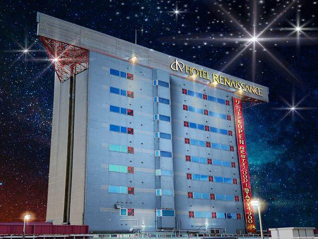PRESENT HOTEL RENAISSANCE