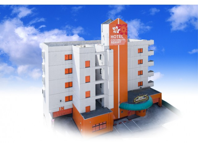HOTEL COCONUTS RESORT MARINA