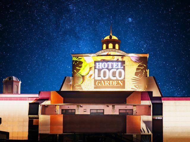 HOTEL LOCO GARDEN