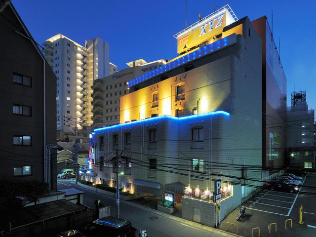 HOTEL XYZ福岡(ホテル エックスワイジー 福岡)