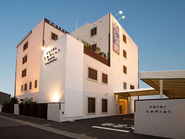 HOTEL LaViel (ホテル ラヴィエル)