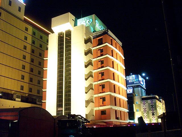 ホテル ロッソ
