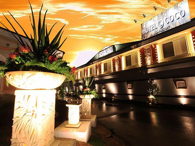 ホテル COCO水沢 (ホテル ココ水沢)
