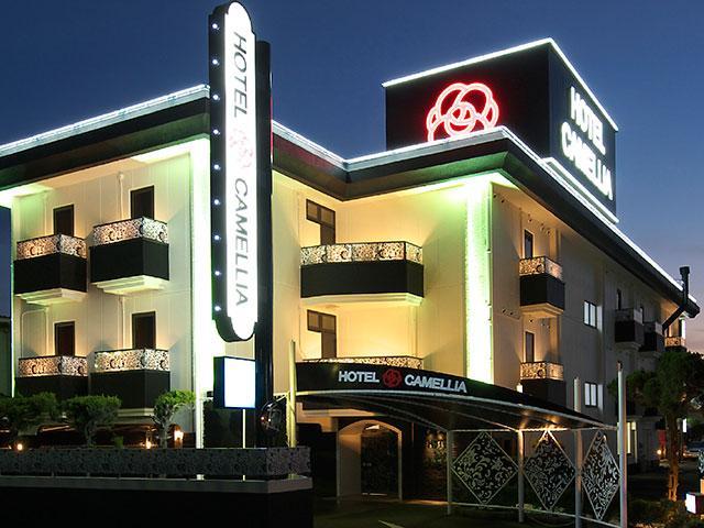 ホテル カメリア