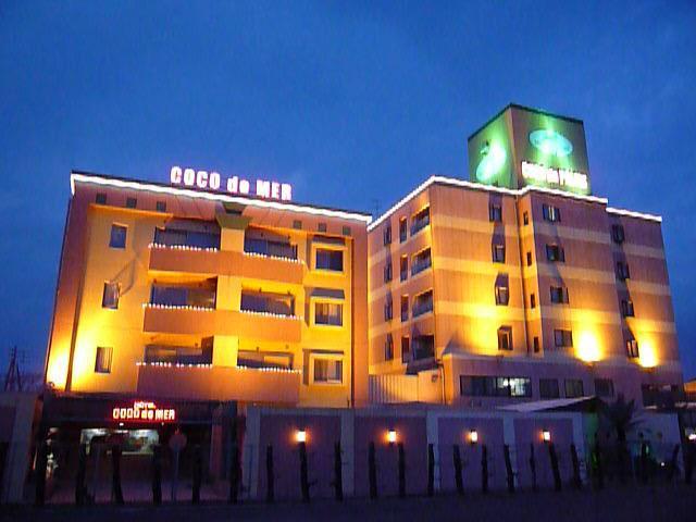 ホテル ココデパームスリゾート&ココデメール