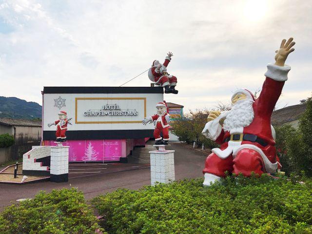 HOTEL CHAPEL☆CHRISTMAS
