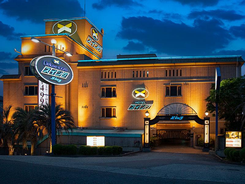 ホテル スイング