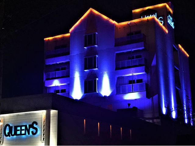 HOTEL  QUEEN'S(ホテル  クイーンズ)