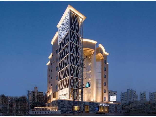ホテル 銀橋別荘
