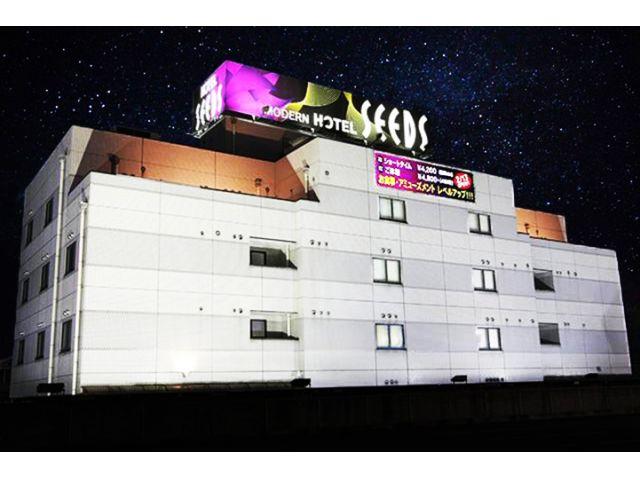 HOTEL SEEDS 伊勢崎 (ホテル シーズ)
