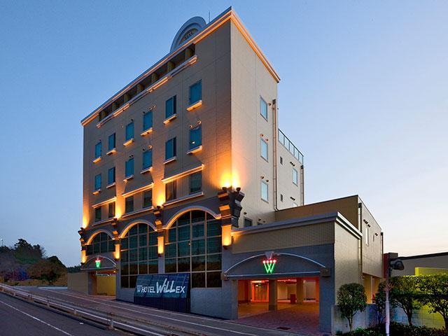 HOTEL WiLL大高EX店(ホテル ウィル大高EX店)