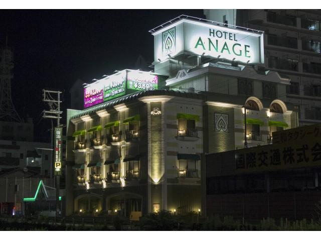 ホテル アナージェ姫路【ウイリングホテルズ】