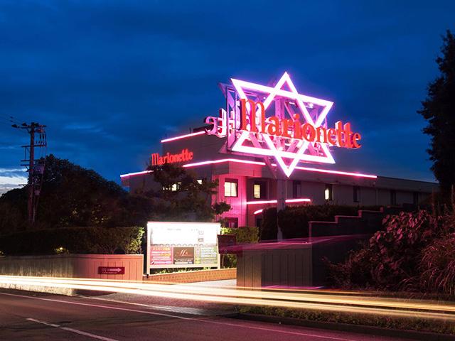 ホテル マリオネット
