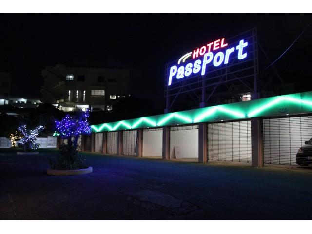 ホテル パスポート