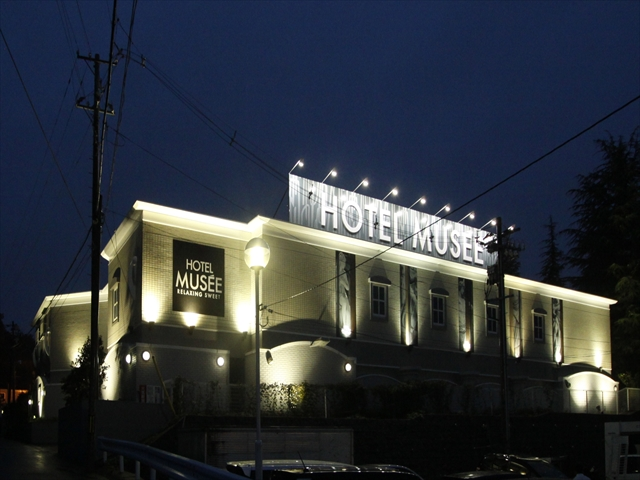 HOTEL MUSEE 利府店