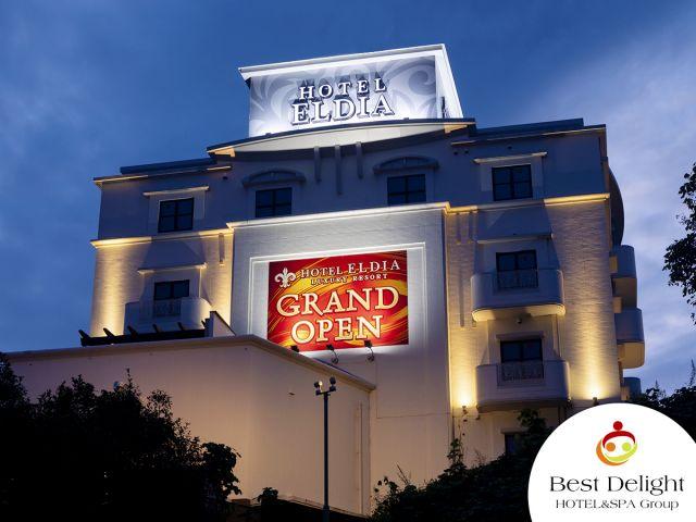 HOTEL ELDIA LUXURY 仙台店 * BestDelightグループ *
